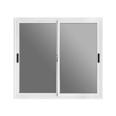 Ventana de aluminio blanca 120 x 90 x 10 cm