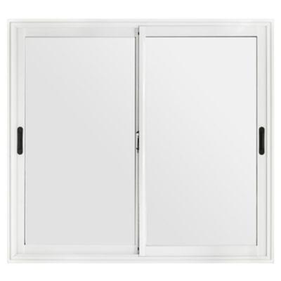 Ventanal de aluminio blanca 150 x 200 x 10 cm