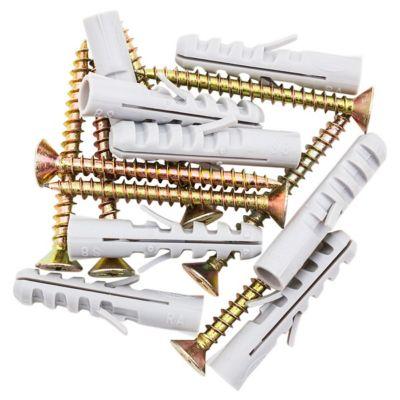 Tarugo S8 + tornillo TMF 22 x 45 por 8 unidades