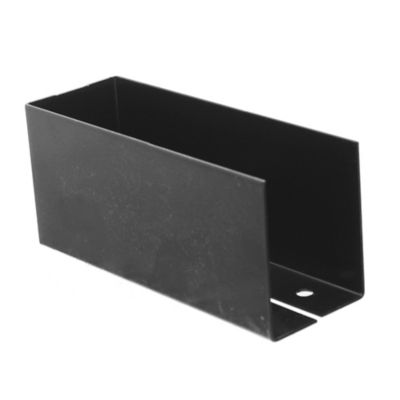 """Caja fija para tirante ángulo interior sin agujeros 2 x 6"""""""