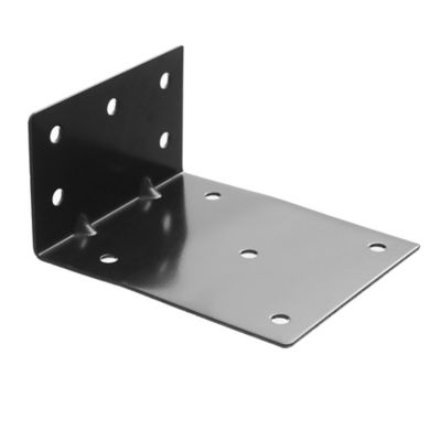 Conector desigual 42 x 44 mm Negro