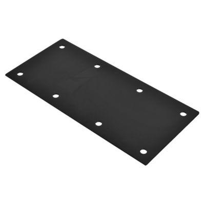 Conector para placa 117 x 242 mm Negro