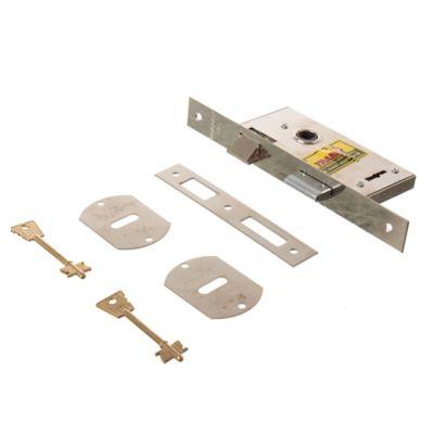 Cerradura Pasador rectangular frente largo CA4 825