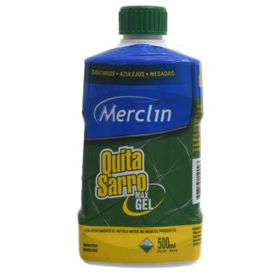 Limpiador quita sarro gel 500 ml