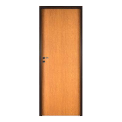 Puerta de interior placa cedro 70 x 200 x 10 cm derecha