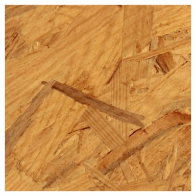 OSB Home Plus 9.5 mm 122 x 244 cm