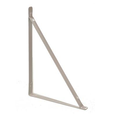 Soporte con travesaño Blanco 15 x 20 cm