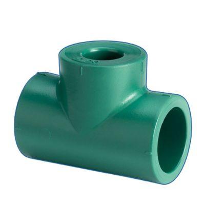 Te termofusión de reducción central 25 x 20 x 25 mm
