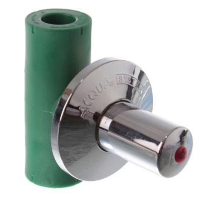 Llave termofusión esférica 20 mm