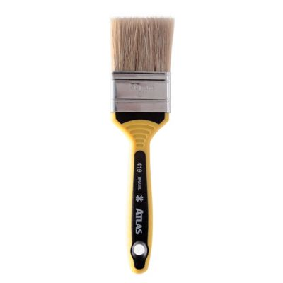 Pincel Stain & Verniz cerda blanca 50 mm