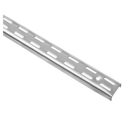 Riel para ménsula aluminio 200 cm