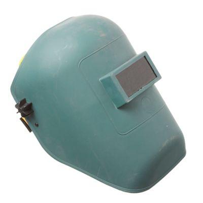 Máscara de soldar poliéster