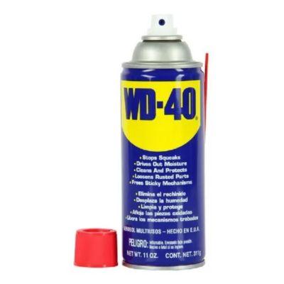 Wd-40 Lubricante Líquido 355 gr