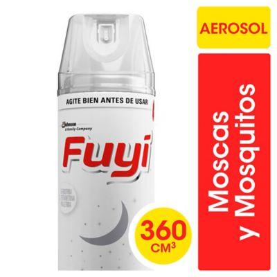 Aerosol Mata moscas y mosquitos 360 cm3