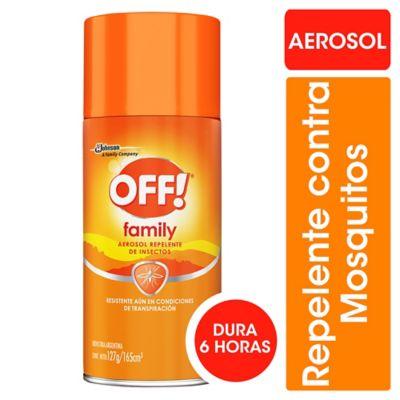 Repelente de Insectos en Aerosol