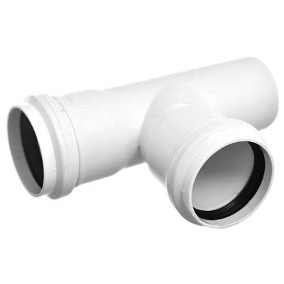 Ramal PVC junta elástica 87 30° 50 x 50 MH