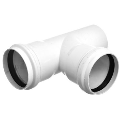Ramal PVC junta elástica 87 30° 63 x 63 MH