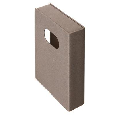 Caja Cerrojo 96 x 77 x 25 mm Gris