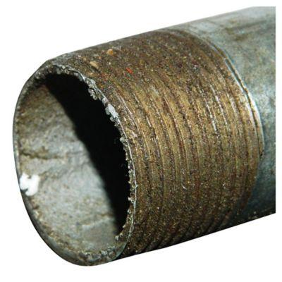 Tubo galvanizado 1 x 6,4 m