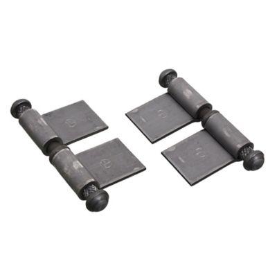 Bisagra para soldar Reforzada 60 x 33 x 33 mm