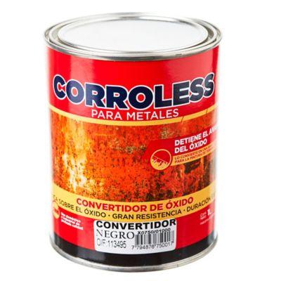 Convertidor de Óxido Corroless negro 1 L