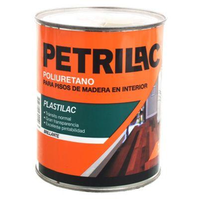 Revestimiento Poliuretánico Melacril para pisos interior brillante 1 L