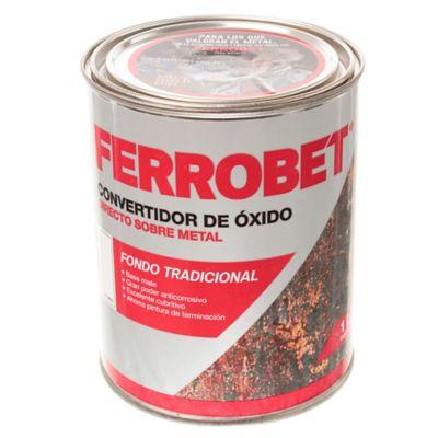Convertidor de Óxido Ferro Bet blanco 1 L