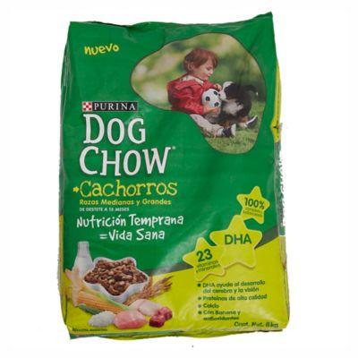 Alimento para perro cachorro 8 kg carne, pollo y vegetales
