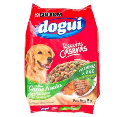Alimento para perro adulto 8 kg carne y vegetales