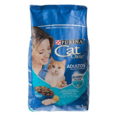 Alimento para gato adulto 1 kg pollo y arroz
