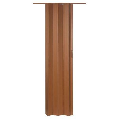 Puerta plegable Tivoli caoba 90 x 200 cm derecha/izquierda