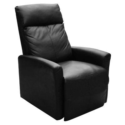 Sillón reclinable negro