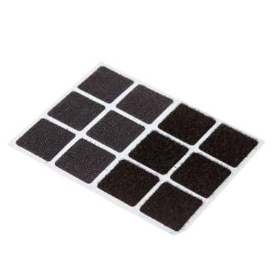 Pack de 12 abrojos cuadrados 25 x 25 mm