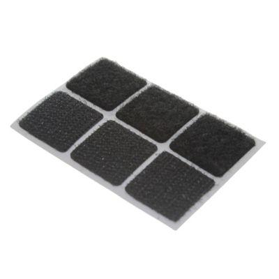 Pack de 6 abrojos cuadrados 22 x 22 mm
