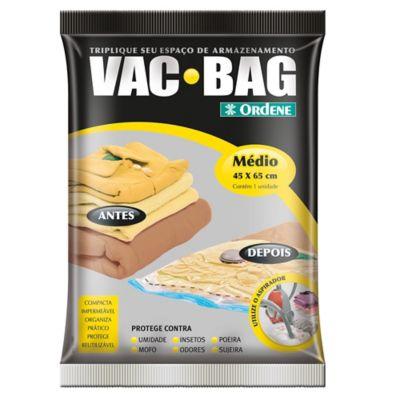 Bolsa al vacío para ropa Vac Bag mediano 45 x 65 cm
