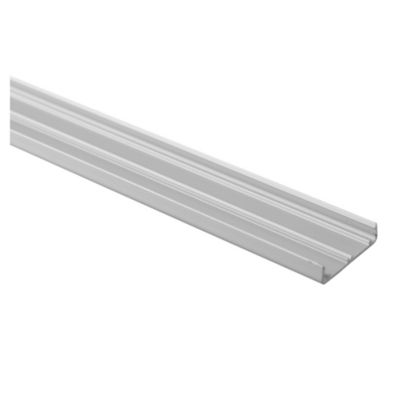 Perfil tapacantos 18 m aluminio