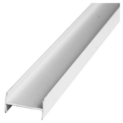 Perfil unión de placa tipo H 3 m aluminio
