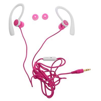 Auricular deportivos rosa