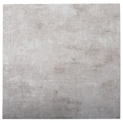 Porcelanato mate 58 x 58 cm Oxidum Alum gris 1.35 m2