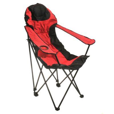 Silla de camping plegable Premium