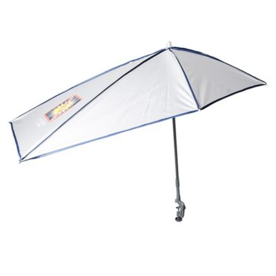 Sombrilla para silla con protector solar UPF gris