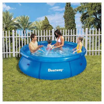 Piscina inflable 244 x 66 cm 2300 L