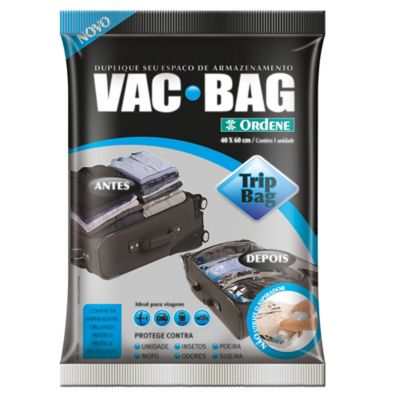Bolsa al vacío para ropa Vac Bag 60 x 40 cm