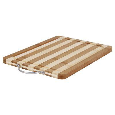 Tabla para cortar bambú 32 x 24 cm