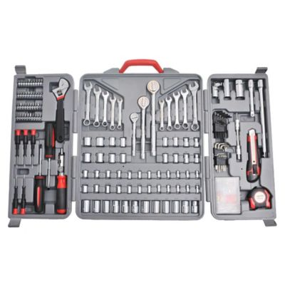 Pack x 145 herramientas mecánicas