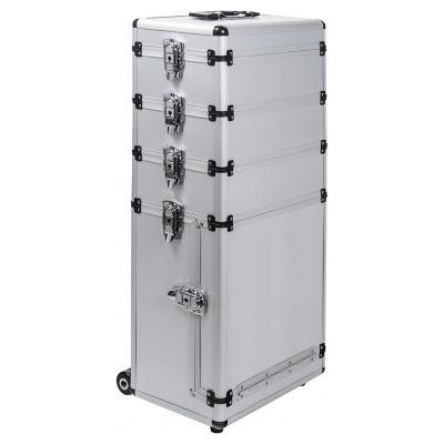 Maleta porta herramienta de aluminio