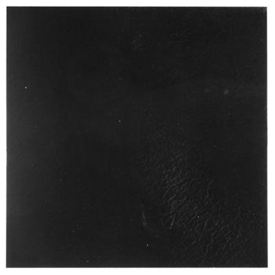 Baldosa vinílica 30.5 x 30.5 cm Lisa negra 4.19 m2