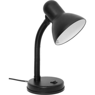 Lámpara de escritorio metal y plástico 1 luz