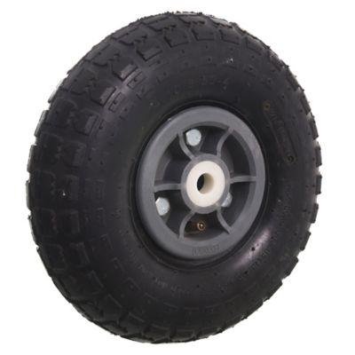 Rueda 250 mm Buje de 16mm Neumático