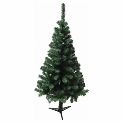 Árbol navideño Canadiense 120 cm verde